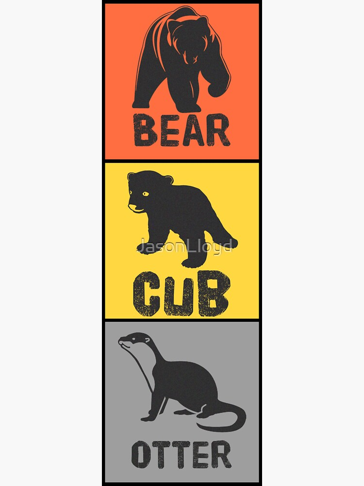 Bear Tribes by JasonLloyd