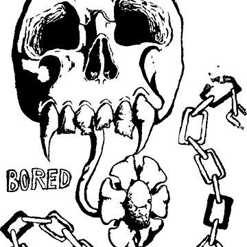Boredom Kills by Gaius