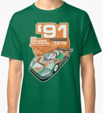 MAZDA - 787B GROUP C2 Classic T-Shirt