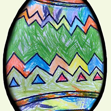 Easter Egg by Morgan5