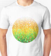Color Dots Background G73 Unisex T-Shirt