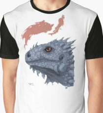 St. George's Dragon Graphic T-Shirt