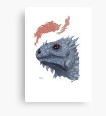 St. George's Dragon Metal Print