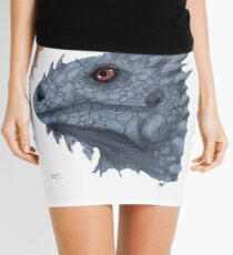 St. George's Dragon Mini Skirt