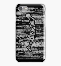 Basketball iPhone Case/Skin