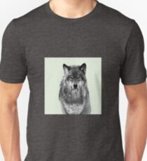 Snowy forest Wolf T-Shirt