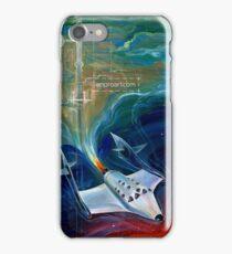 Virgin Galactic iPhone Case/Skin