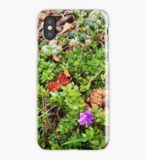 Overgrown Grate iPhone Case/Skin