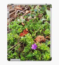 Overgrown Grate iPad Case/Skin