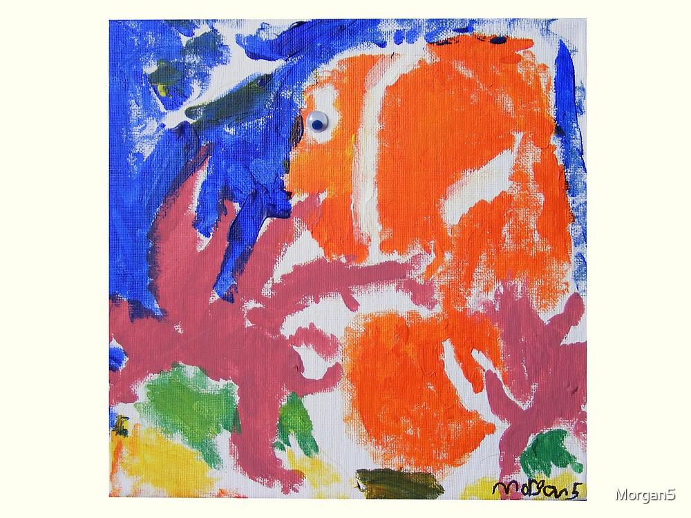 Clown Fish by Morgan5