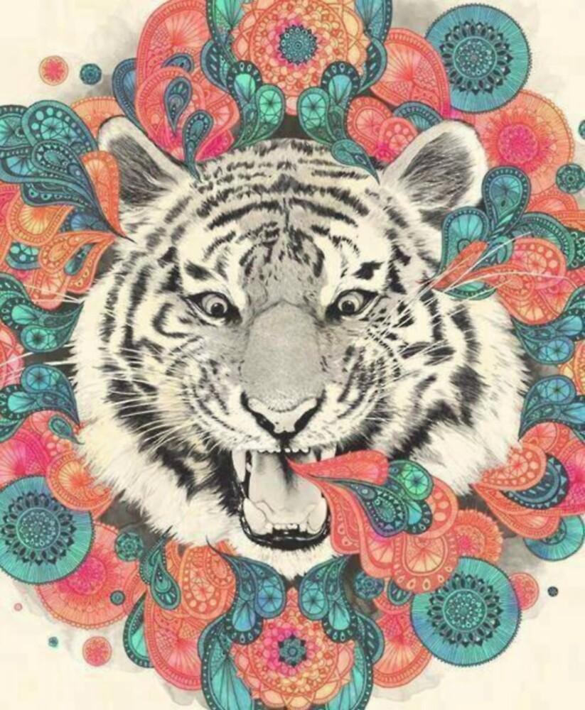 tigre blanc by Injoy60