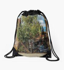 Sheff City Drawstring Bag