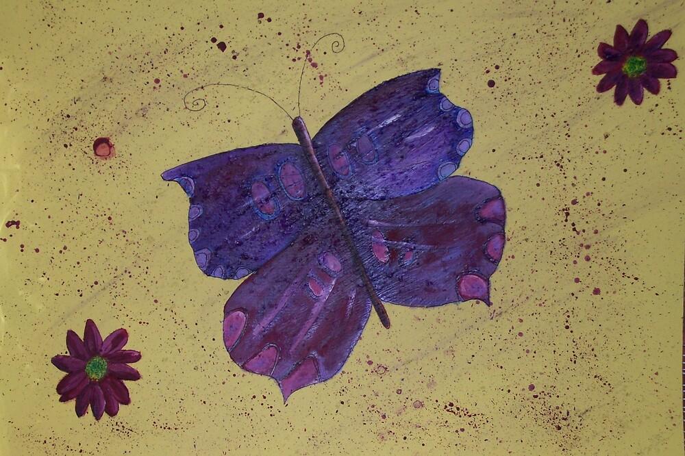 Butterfly by Holly Jefferson