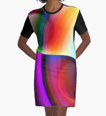 the sound of colors -7- T-Shirt Kleid