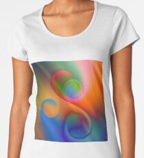 the sound of colors -9- Frauen Premium T-Shirts