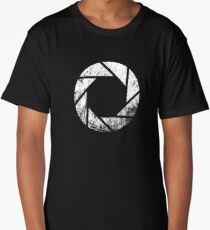 Aperture Laboratories - Distressed Long T-Shirt