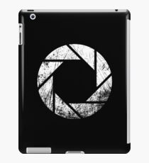Aperture Laboratories - Distressed iPad Case/Skin