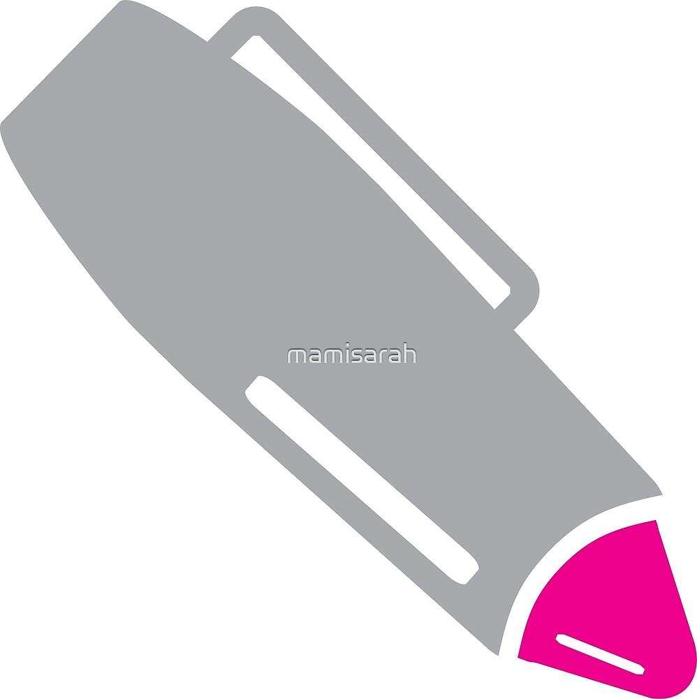 Pink by mamisarah