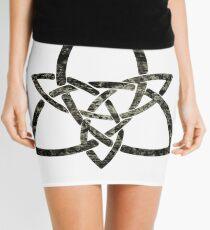 Rustic Celtic Knot Mini Skirt