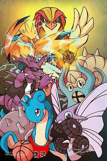 Twitch Plays Pokemon by linai
