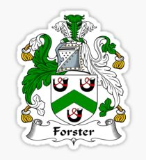 Forster or Foster Sticker
