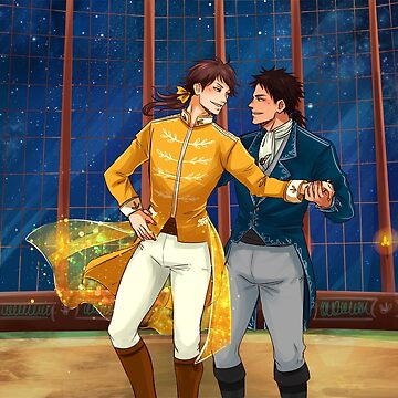 Beauty and the beast IWAOI by Jeannette11