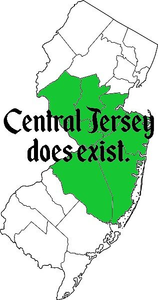 Central Jersey Does Exist by izzywellman