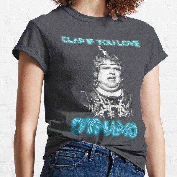 Dyamo - El hombre corriendo Camiseta clásica