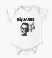 The Squares Buddy Holly One Piece - Short Sleeve