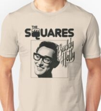 The Squares Buddy Holly Unisex T-Shirt