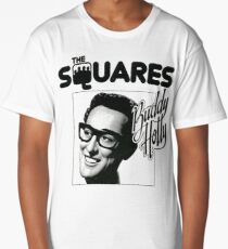 The Squares Buddy Holly Long T-Shirt