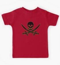 Pirate Symbol Kids Tee