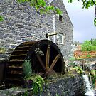 Blair Atholl Water Mill by Tom Gomez