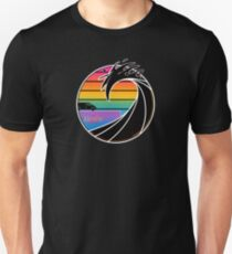 Vanlife Wave Unisex T-Shirt