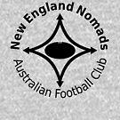 Nomads logo black by nomads