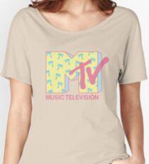 Summer MTV Women's Relaxed Fit T-Shirt