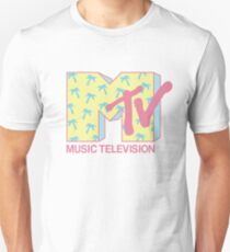 Summer MTV Unisex T-Shirt