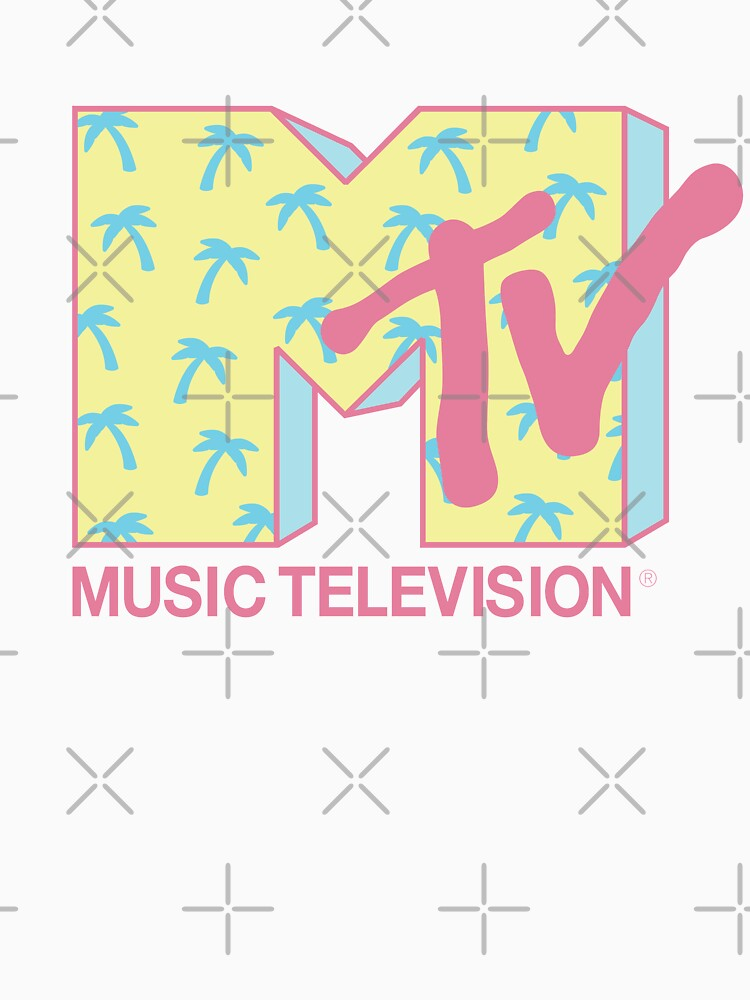 TShirtGifter presents: Summer MTV | Unisex T-Shirt