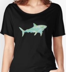 Great White Shark Women's Relaxed Fit T-Shirt