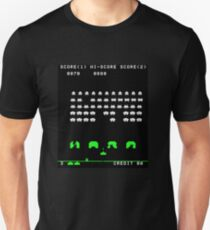 Space Invaders Gamplay Stuff Unisex T-Shirt