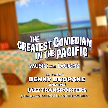 Benny Bropane by GordyGrundy