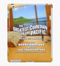 Benny Bropane iPad Case/Skin
