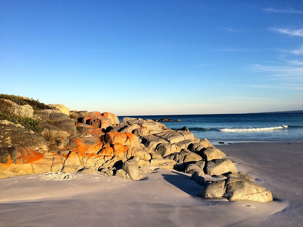Bay of Fires by abetompkins