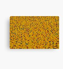 The Ducky Canvas Print