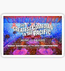 Benny Bropane Sticker