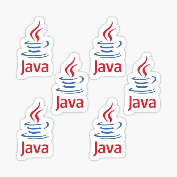 Java  Sticker