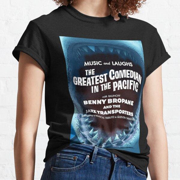Benny Bropane Classic T-Shirt
