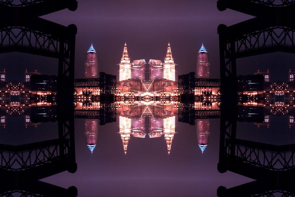 Lights, Buildings and Bridges by Kenneth Krolikowski