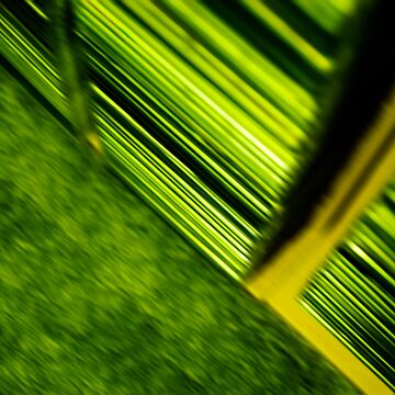 Green Abstract by dozzie