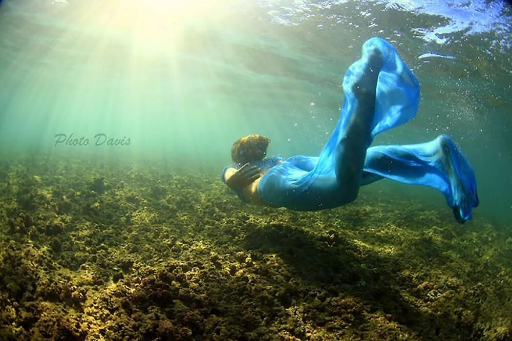 Mermaid by Gosha Davis